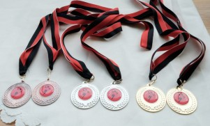 City-of-durham-fives-club-Racecourse-Cup-2019-medals